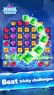 Jewel Princess – Match 3 Frozen Adventure 4