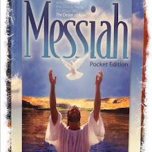 Photo: Messiah. Pocket Edition by Jerry D. Thomas #gplus - via Instagram, http://instagr.am/p/J3Bv-EJfn_/