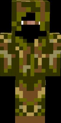 военные скины для майнкрафт #10