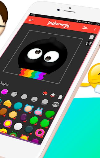 Emoji Maker - Create your Photo Emojis & Stickers 1.1.6.1 screenshots 9