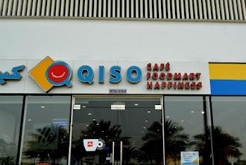 Qiso Cafe, Foodmart