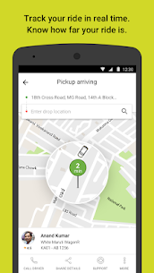 Ola. Get rides on-demand 3