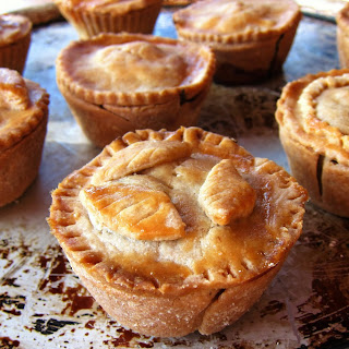 Lamb & Kidney Meat Pies (!) (paleo, AIP).
