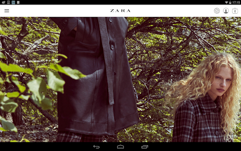 Zara- screenshot thumbnail