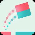 CUBE FLIP: Color Dash Jumping Arcade Game