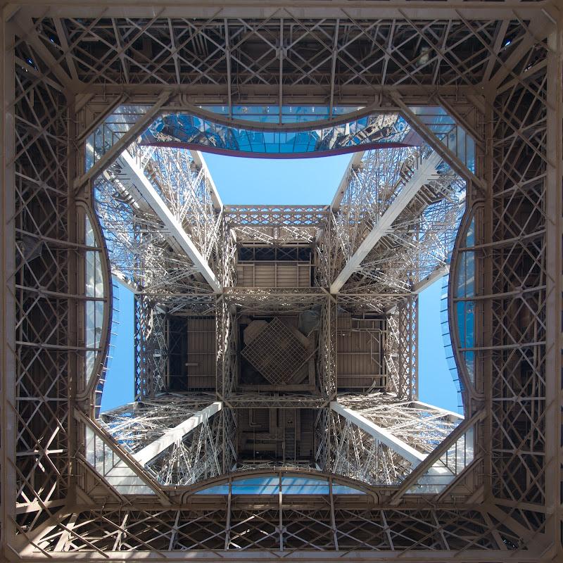 Eiffel di danilomateraphotography