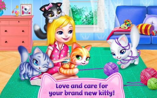 Kitty Love - My Fluffy Pet 1.1.1 screenshots 5