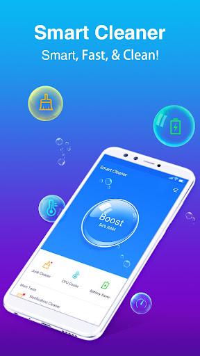 Smart Cleaner - Speed Booster & Memory Clean  screenshots 1