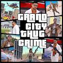 Grand City Thug Crime Game icon
