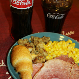Coca Cola Crock Pot Ham.