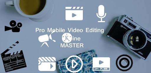 Kine Master 4K/HD/8K Video editor +Guide Apk for Windows