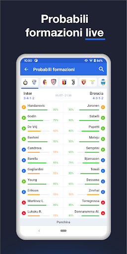 Fantacalcio ® screenshot 3