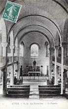 Photo: Athis. — N.-D. des Retraiteés. — La Chapelle