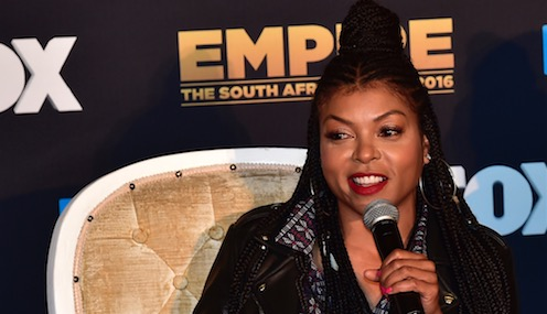 Taraji P Henson is not headed to Mzansi, fam.