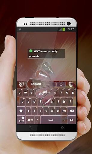 玩個人化App|泡沫破灭 GO Keyboard免費|APP試玩