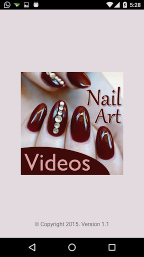 Nail Art Videos Latest Designs