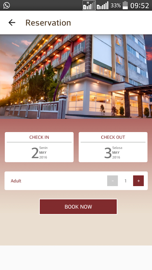 Asoka Hotel- screenshot