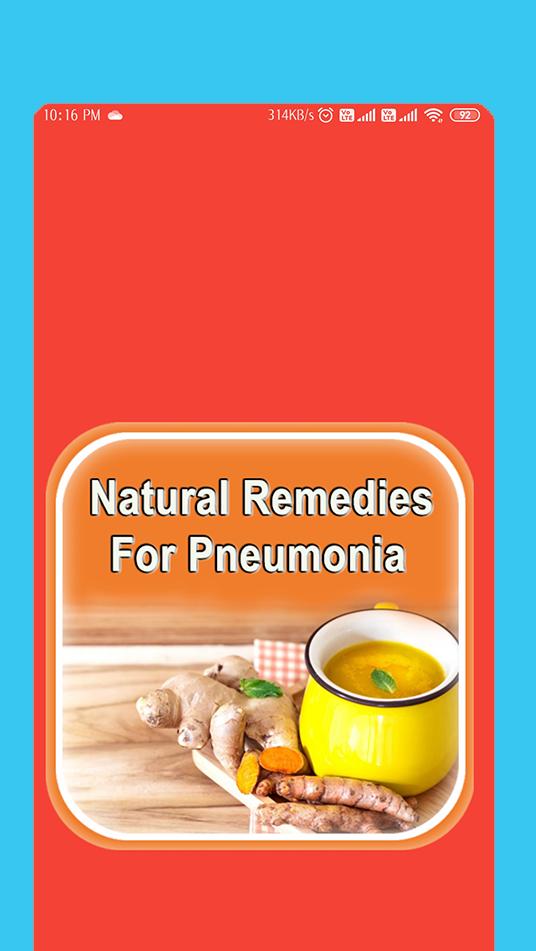 Natural Remedies For Pneumonia 1 0 Apk Download Com Naturaremepneumonia Matan Apk Free