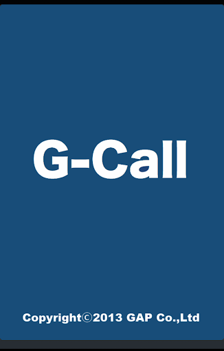 G-Call 2.03 Windows u7528 1