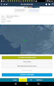 New Delhi Airport + Radar DEL screenshot 12
