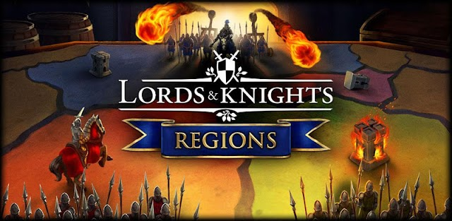 Lords & Knights - Mittelalter Strategie MMO