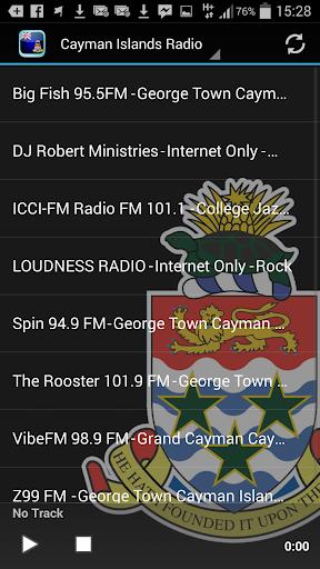 Cayman Islands Radio Stations