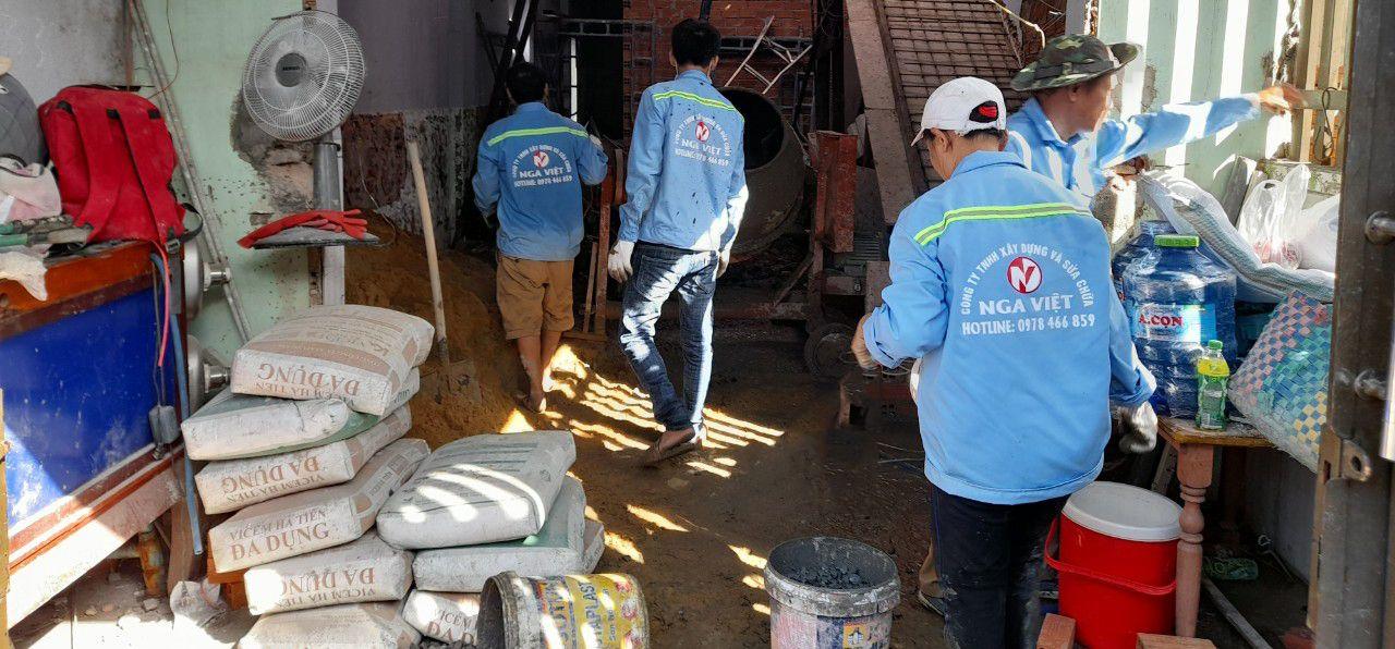 Công ty sửa chữa nhà quận 1 uy tín Nga Việt