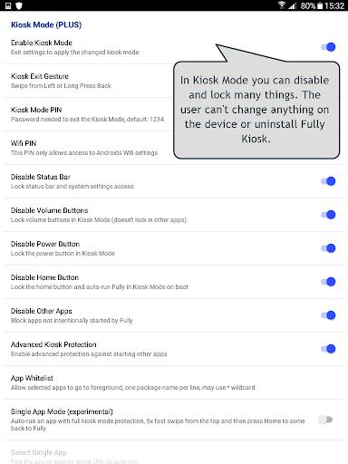 Fully Kiosk Browser & App Lockdown by Fully Factory Kiosk Solutions