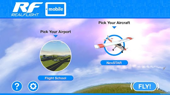 RealFlight Mobile MOD (Unlimited Coins) 3