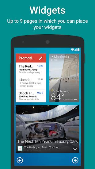 Smart Launcher Pro 3- screenshot thumbnail