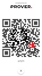 Prover Clapperboard MVP - náhled