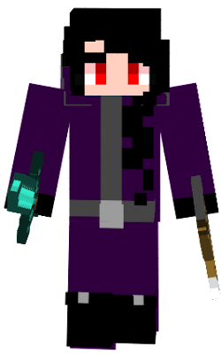 An evil clone of Katrina Smith created from the dark magic of Princess Dark Matter, Nightmare Twilight Sparkle, Twivine Sparkle, Cornelius the Nightmare King, and Highlord Shadow himself. Made for the purpose of doing the Highlord's bidding.