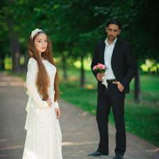 Wedding photographer Artem Aristarkhov (astema1). Photo of 05.08.2014