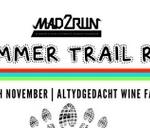Summer Trail Run : Altydgedacht Wine Estate