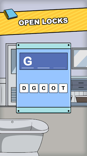 Escape Room: Mystery Word 1.1.6 screenshots 6
