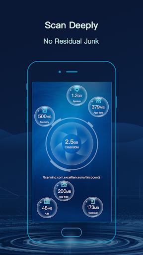Space Clean & Super Phone Cleaner screenshot 3