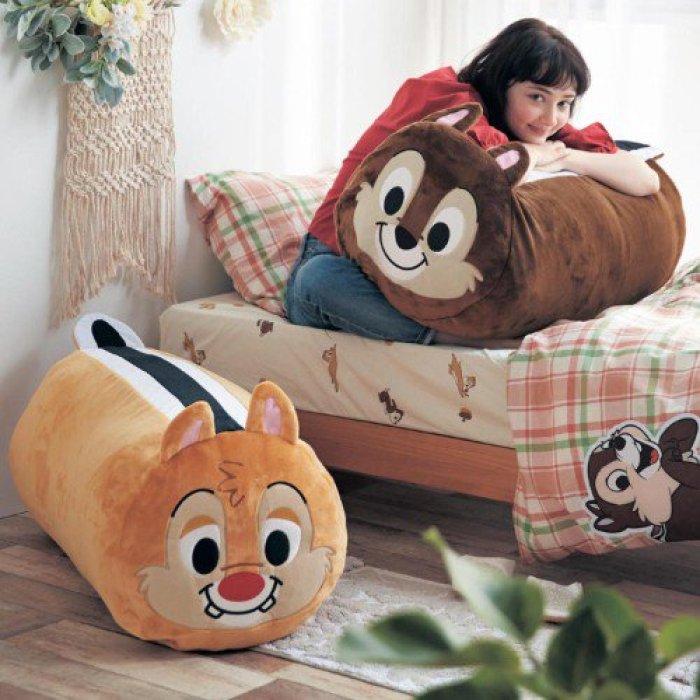 日本, DISNEY, 迪士尼, 抱枕, 大鼻鋼牙