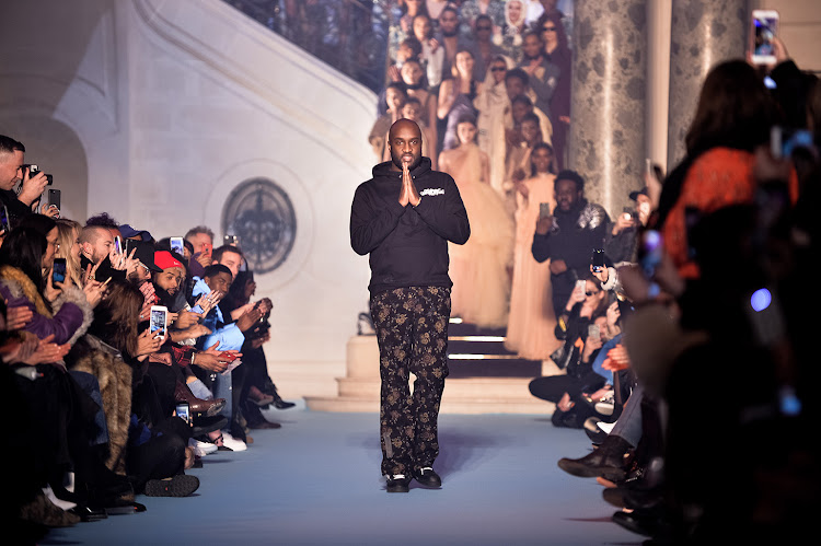 Virgil Abloh is the new menswear director for Louis Vuitton