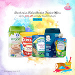 Baby Food Products | Up to 10% OFF on Baby Items