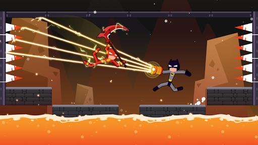 Spider Stickman Fighting - Supreme Warriors 1.1.1 screenshots 6