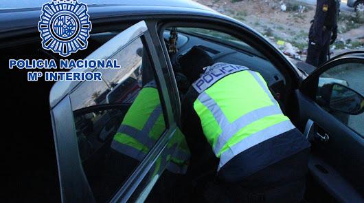 Policía Nacional libera a una persona secuestrada: exigían 29.000€ como rescate