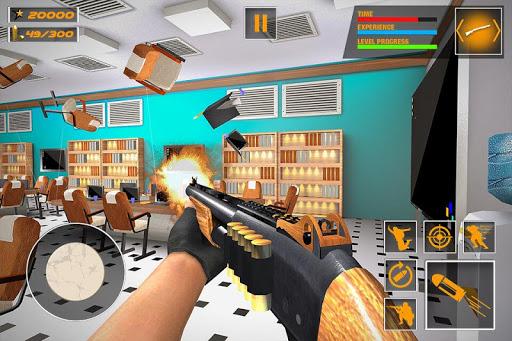 Destroy House Office Supermarket Smash Shooter 1.1 16