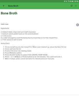 Paleo Best Instant Pot Recipes - náhled