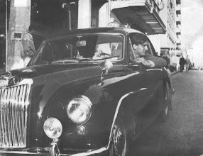 Photo: Norman H. Groeneweg, Athens 1966