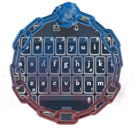 友情灰色 TouchPal 個人化 App LOGO-APP試玩