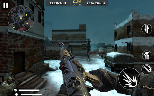 Call of Modern Strike Shot 3D - náhled
