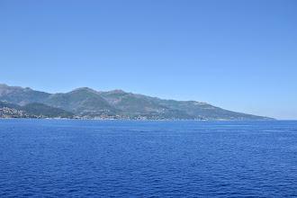 Photo: posledné zábery na Korziku