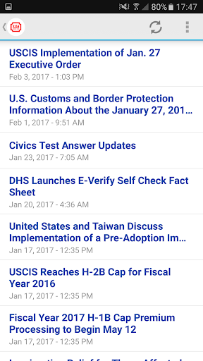 USA Immigration News & Alerts photos 2