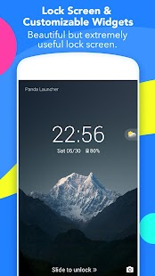 Panda Launcher - Theme, Wallpaper, Cleaner - náhled