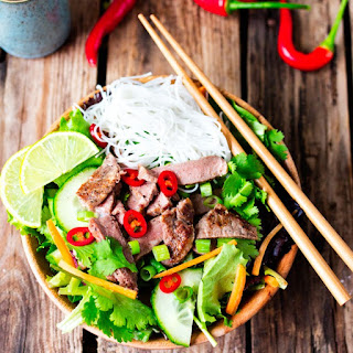 Vietnamese Steak Salad Recipe